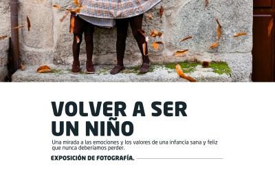 "Exposición de fotos de LaLuna ""Volver a ser un niño"""