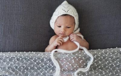 El sentido de las fotos de recién nacidos (sesiones newborn)