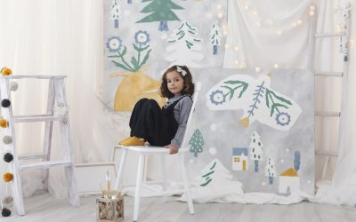 Pintando sueños de Navidad
